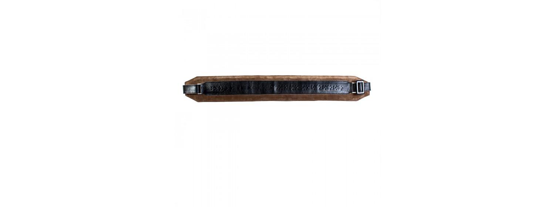 Pas do gitary skórzany Comfort CF1102/142/02/K